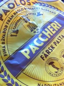 Paolos Pasta Paccheri